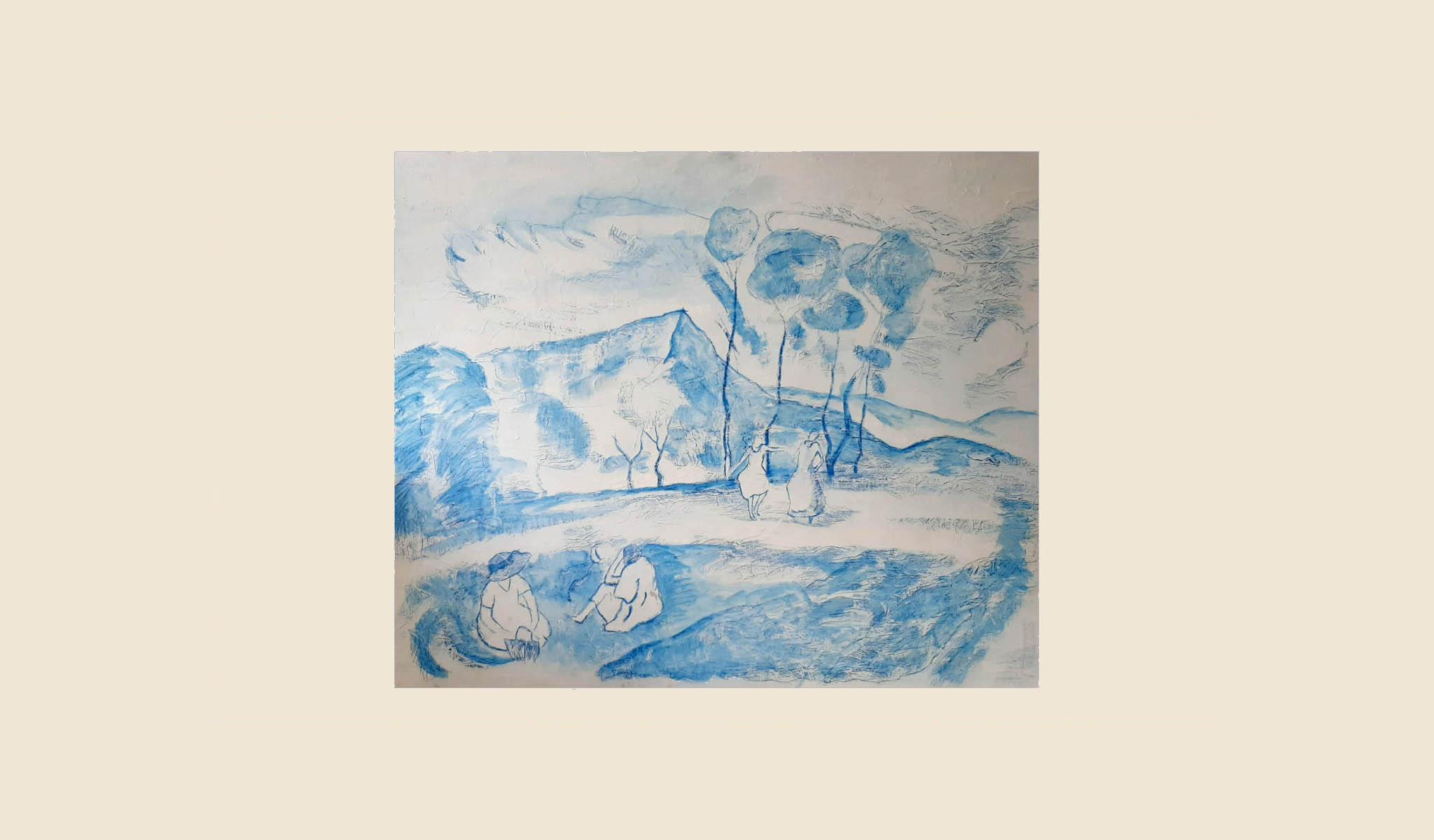 acryliс painting